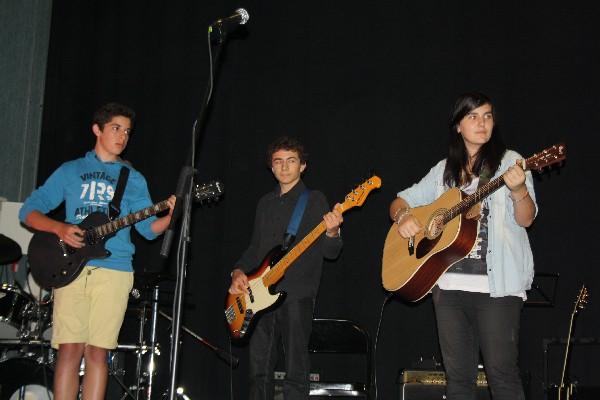 Ecole de musique Noves : musique in Nov' musique actuelle