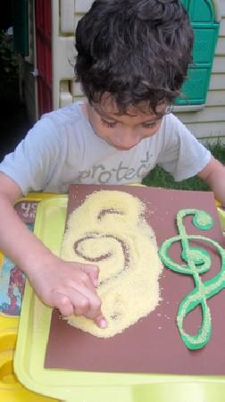 Apprendre à dessiner la clé de sol